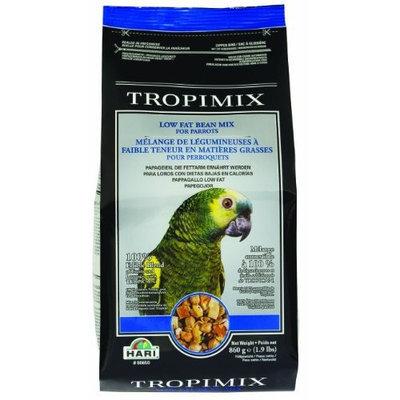 Hagen Tropimix Low Fat Parrot Premium Formula, 1.9-Pound