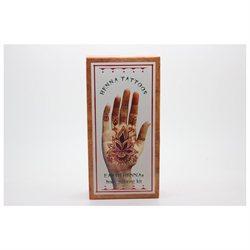 Earth Henna Tattoos Body Painting Kit