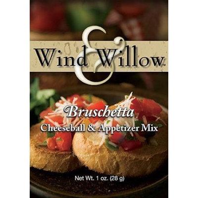 Wind and Willow Wind & Willow Bruschetta Cheeseball & Appetizer Mix - 1 Ounce - (4 Pack)