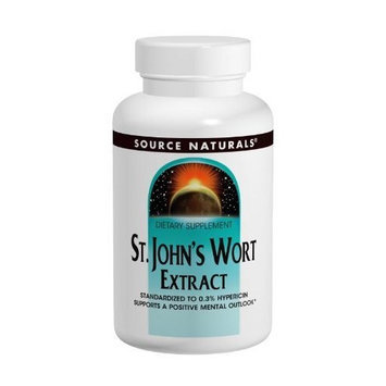 Source Naturals St. John's Wort TR 900mg 60 Tablets