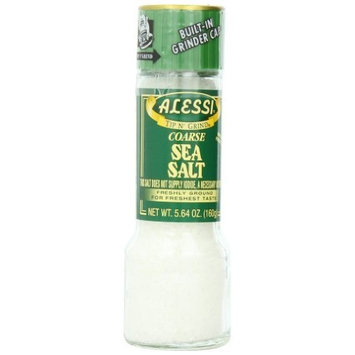 Alessi Grinder Sea Salt, 5.64-Ounce (Pack of 6)