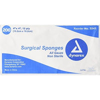 Dynarex Gauze Sponges N/S