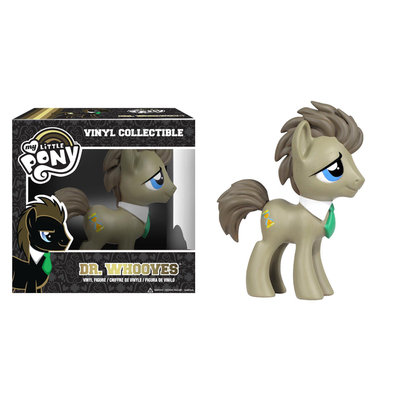 Funko My Little Pony Doctor Dr. Whooves Collectible Figure