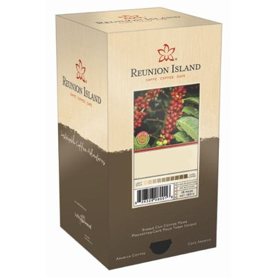 Reunion Island Sumatra Ketambe Dark Coffee - 36 Pods (2 x 18-count)