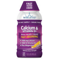 Wellesse Calcium & Vitamin D3