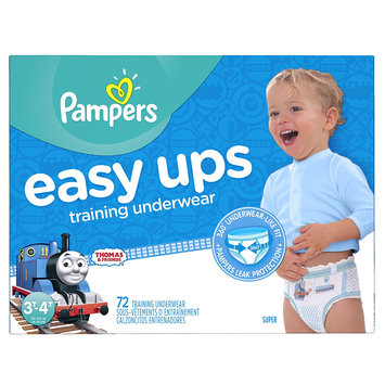 Pampers® Easy Ups™ Training Underwear Boys 3T-4T