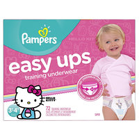 Pampers® Easy Ups™ Training Underwear Girls Size 5 (3T-4T)