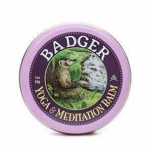 Badger Yoga & Meditation 1oz tin