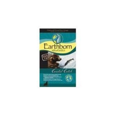 Earthborn Holistic Dry Dog Food - Coastal Catch, 1 lb.