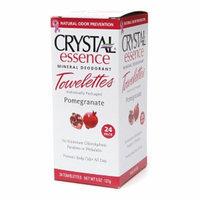 Crystal essence Mineral Deodorant Towelettes