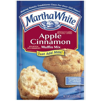 Martha White Muffin Mix, Apple Cinnamon