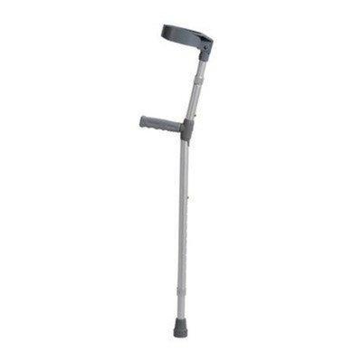 Prodigy Medical Aluminum Forearm Crutch Size: Adult
