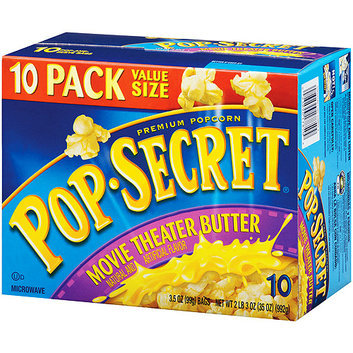 Pop-Secret® Movie Theater Butter Popcorn
