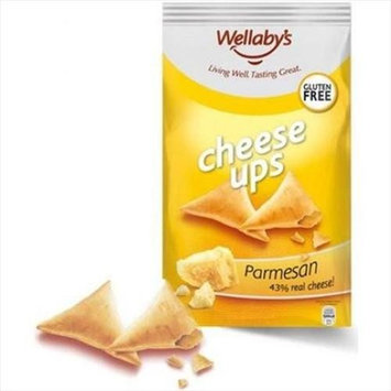 Wellaby'S Parmesan Cheese Ups 3 Oz -Pack of 6
