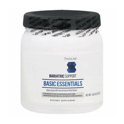 Twinlab Basic Essentials Bariatric Support Chocolate 1.6 lbs