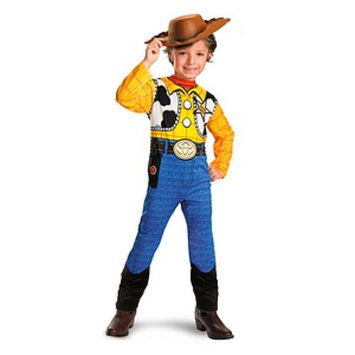 Disguise Inc Disguise 187305 Toy Story- Woody Classic Toddler-Child Costume