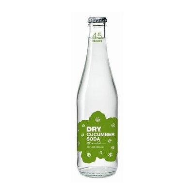 DRY Soda Co. Cucumber DRY Soda, 12pk