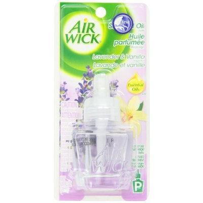 Air Wick Lavender & Vanilla Scented Oil Refill 0.71 oz