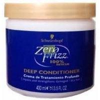 Schwarzkopf Zero Frizz 100% Rescue Deep Conditioner-13.5 oz