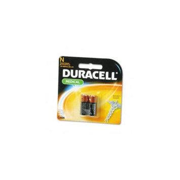 Duracell MN9100B2PK Coppertop Alkaline Medical Battery N 1. 5V 2 Pack