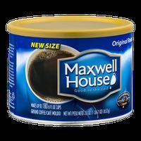 Maxwell House Ground Coffee Original Roast