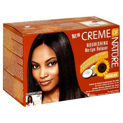 Creme Of Nature Nourishing No-Lye Relaxer