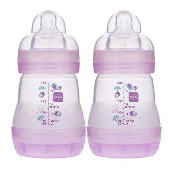 Mam MAM 2 Pack 5 Ounce Baby Bottles - SIERRA ACCESSORIES