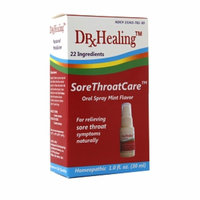 Drx Healing SoreThroatCare Oral Spray, Mint Flavor, 1 fl oz