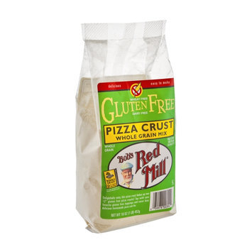 Bob's Red Mill Gluten Free Pizza Crust Whole Grain Mix