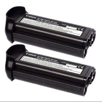 Replacement Battery For Canon NP-E2 (2 Pack)