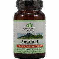 Organic India Amalaki Vitamin C and Antioxidant Boost 90 Vegetarian Capsules