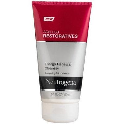 Neutrogena Ageless Restoratives Energy Renewal Cleanser - 5.1 Oz