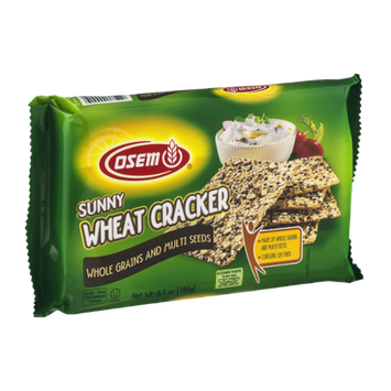 Osem Sunny Wheat Cracker Whole Grains and Multi Seeds