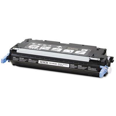 Xerox Black Toner Cartridge - Black - Laser - 6000 Page