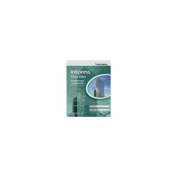 Inkpress CF851120 Clear Film 5 Mil 8.5x11in 20