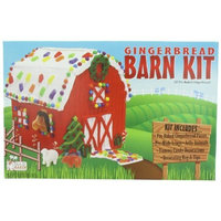 The Wild Baker Wild Baker Barn Gingerbread Kit, 1-Count Packages (Pack of 2)