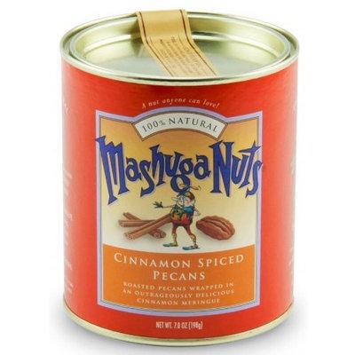 Mashuga Nuts Large Gift Tin Cinnamon Spiced Pecans