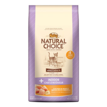 Nutro Natural Choice NUTROA NATURAL CHOICEA Indoor Adult Cat Food