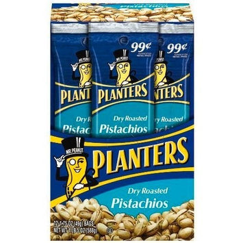 Planters Pistachios 1.75 oz. (Pack of 12)