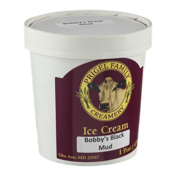 Prigel Family Creamery Ice Cream Bobby's Black Mud