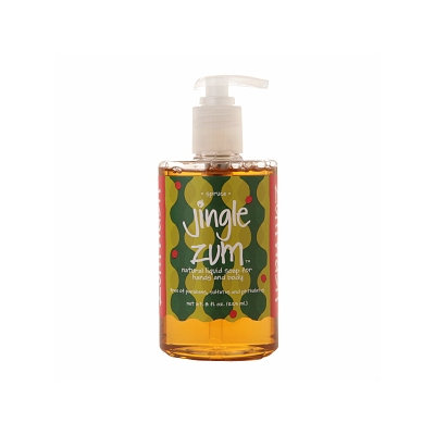 Zum Jingle   Wash Liquid Soap for Hands & Body