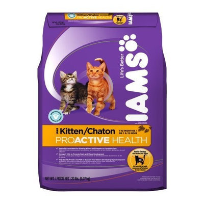 Iams Proactive Health Kitten 20 Lbs 9,07 KgÃ?