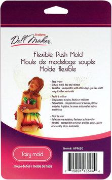 Polyform Sculpey Doll Maker-Flexible Push Mold, Fairy