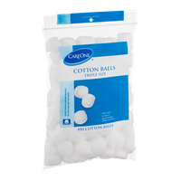 CareOne Cotton Balls Triple Size