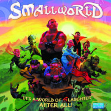 Days of Wonder Small World Core Game