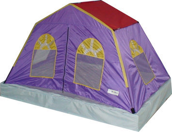 Gigatent GigaTent Dream House Bed Tent - Twin Size