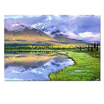 John N. Hansen Kingdom of Mountains 3000 Piece Jigsaw Puzzle