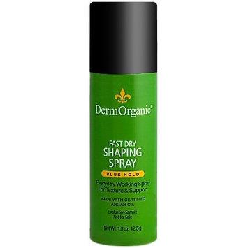 Derm Organic DermOrganic Fast Dry Shaping Spray Plus Hold Hairspray (8 oz.)