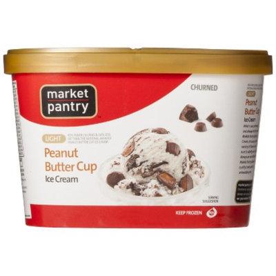 market pantry MP ICE CREAM 48-OZ LIGHT PB CUP