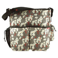 Skip Hop Duo Essential Diaper Bag Cherry Bloom by